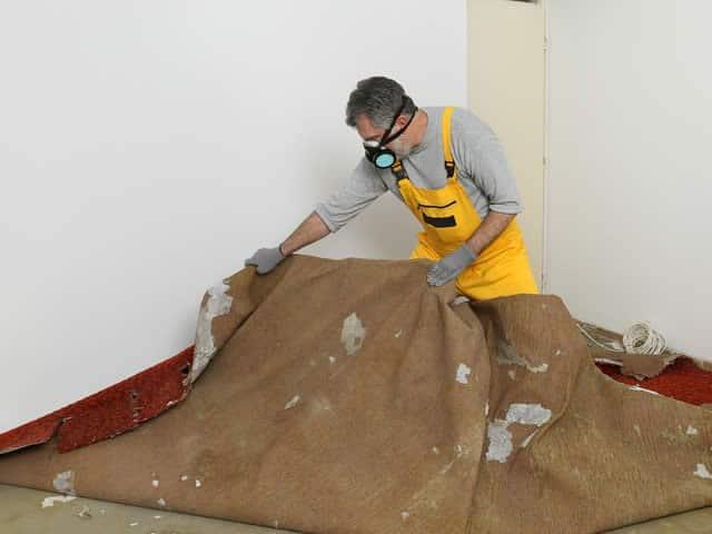 Asbestinventarisatie rapport is nodig voordat asbest gesaneerd kan worden