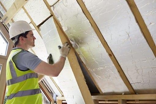 Offerte dak isoleren | binnenkant schuin dak isoleren